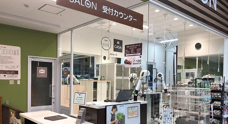 2019年7月オープン「エステカーサ青梅インター店」
