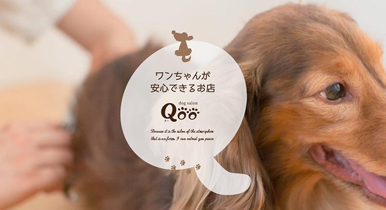 ワンちゃんに笑顔で喜んで来てくれるdog salon 「Qoo 泉佐野店」